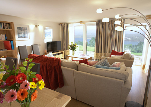 Coed y Berclas Anglesey holiday cottage and luxury apartment.
