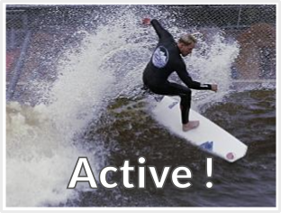 activities menu image