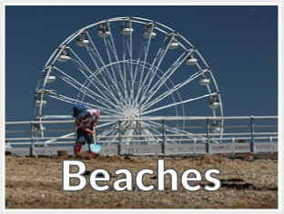 beaches menu image