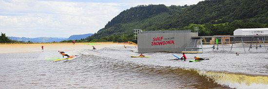 Surf Snowdonia in Dolgarrog