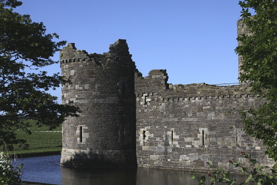 Image of Beaumaris Castle