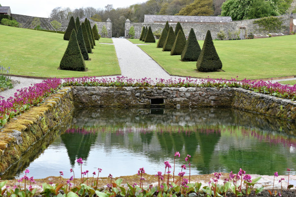 The Hidden gardens at Plas cadnant