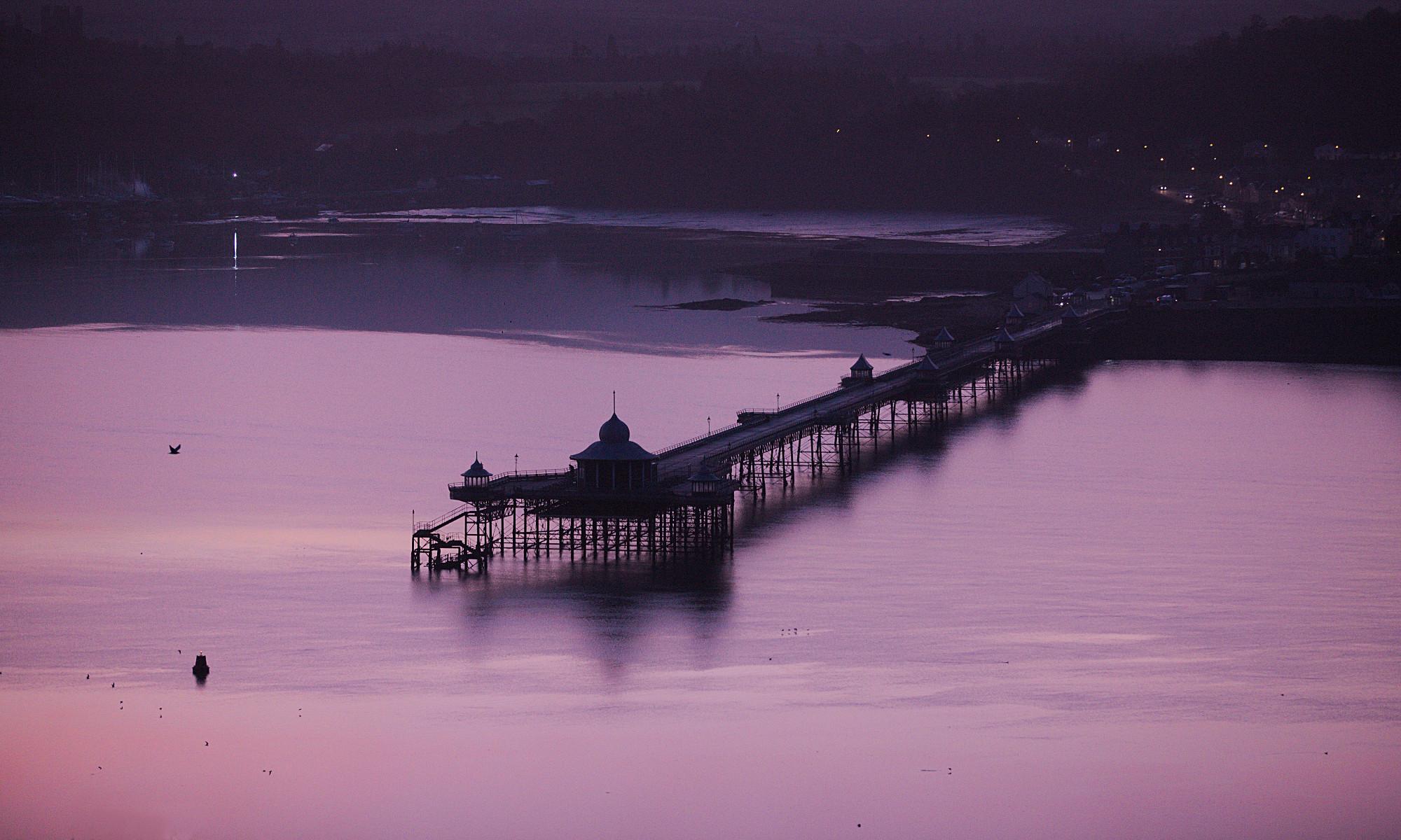 Coed y Berclas, Anglesey Coast