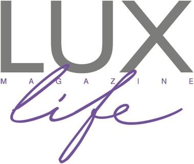 Lux magazine logo